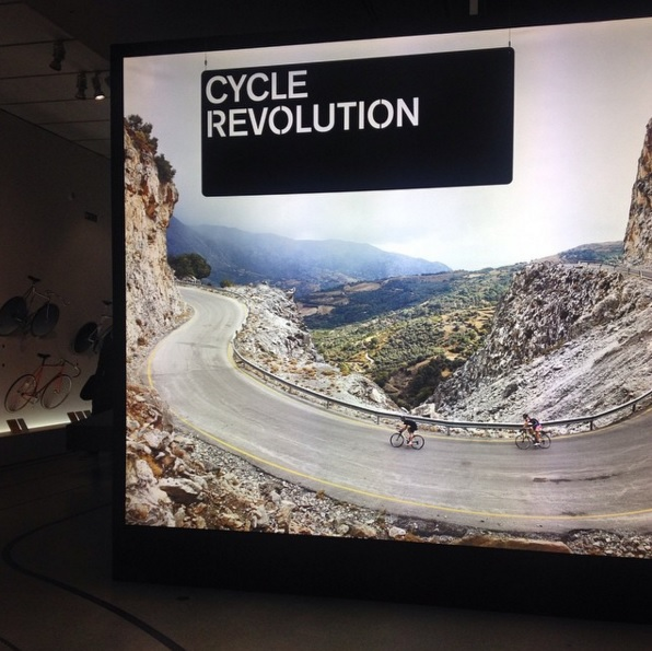 cycle revolution
