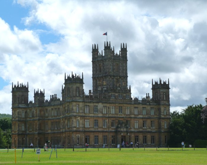 Ballade downton abbey prettylittletruth blog lifestyle voyage mode a - Chateau de downton abbey ...