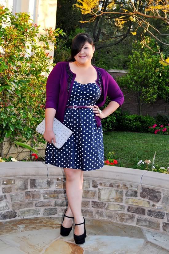 {Plus Size Fashion Tips} Quick tricks to wearing belts ...