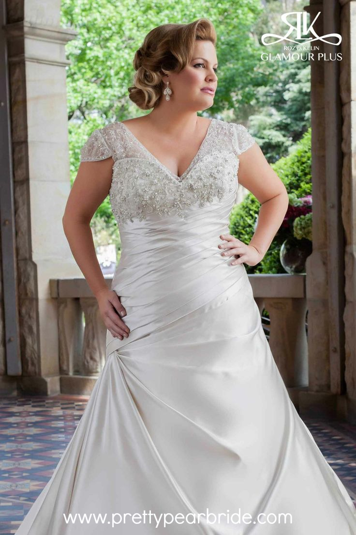s plus+size+wedding+dress+of+the+week plus sized wedding dresses plus size bride