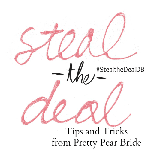 Steal the Deal Glitter Logo124