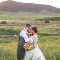 {Real Plus Size Wedding} Vineyard Wedding in California Wine Country | Jennifer Demo Photography