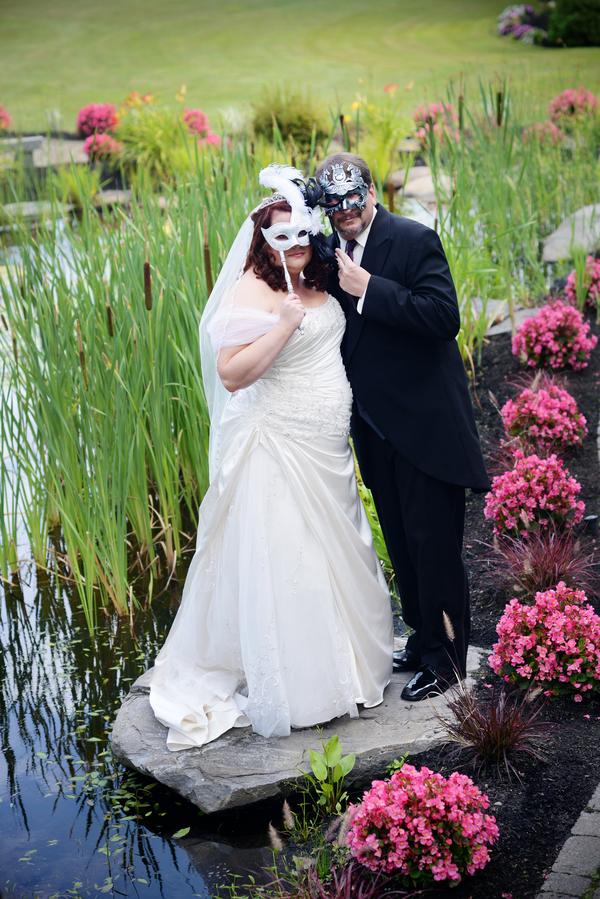 Phantom of the Opera Wedding