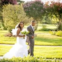 {Real Wedding} Purple and Silver Virginia Wedding | Ashley Vanley Photography