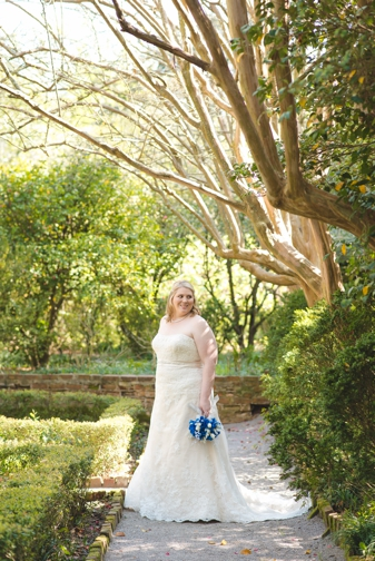 BRIDAL PORTRAITS |Garden Engagement with Light Saber in South Carolina | Mary DeCrescenzio - Photographer | Pretty Pear Bride