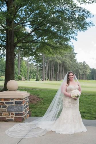 REAL WEDDING | Elegant Duke University Wedding | Thirteenth Moon Photography | Pretty Pear Bride