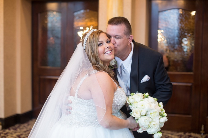 REAL WEDDING | Classic Silver and Purple Wedding in Michigan | Kayes Photography | Pretty Pear Bride