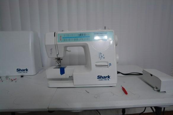 Pretty Tall Style - Shark Euro Pro