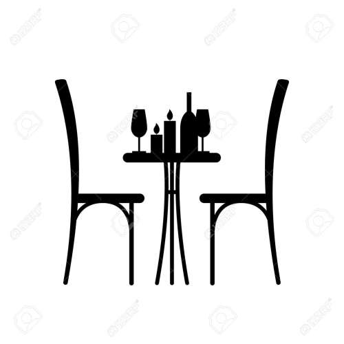 Medium Crop Of Cafe Table And Chairs