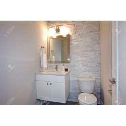 Small Crop Of Gray Bathroom Vanity
