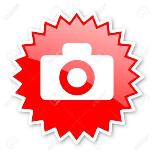 Medium Of Red Tag Camera