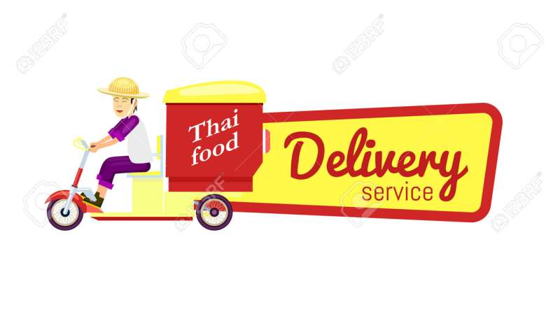 Large Of Fast Food Delivery