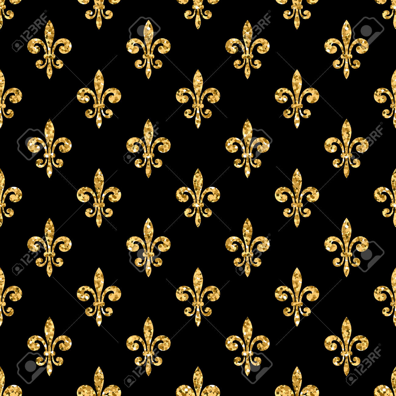 Picture Black Template Floral Texture Glowing Fleur De Fleur De Lis Wallpaper Uk Fleur De Lis Wallpaper Blue G 72141667 Gen Fleur De Lis Seamless Pattern G Glitter houzz-03 Fleur De Lis Wallpaper