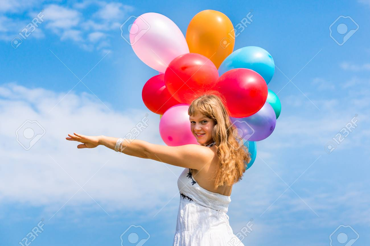 Fullsize Of Happy Birthday Young Lady