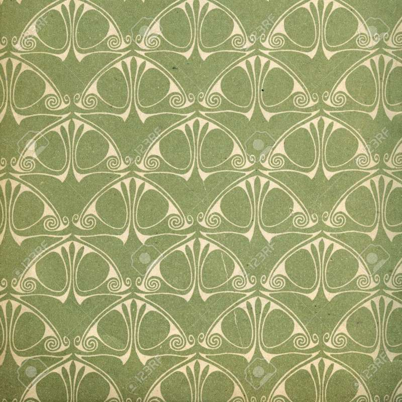Large Of Art Nouveau Wallpaper