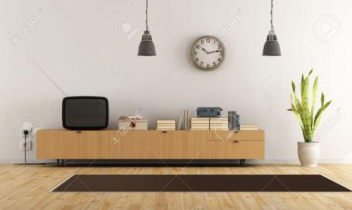 Medium Of Vintage Living Room