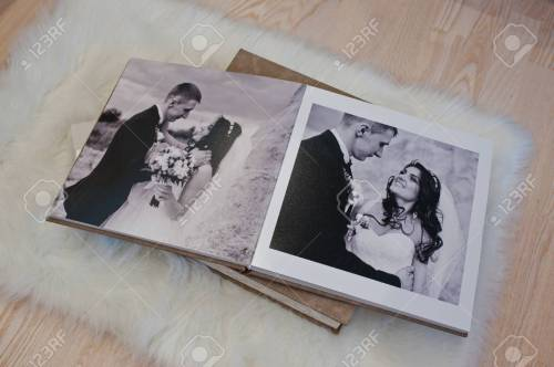 Medium Of Wedding Photo Book