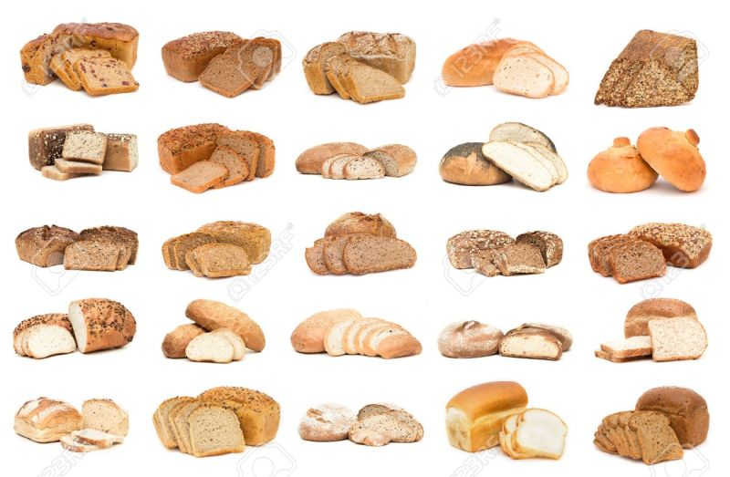 Large Of Types Of Breads