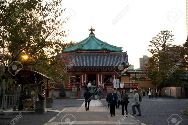 Large Of Traditional Japanese Architecture