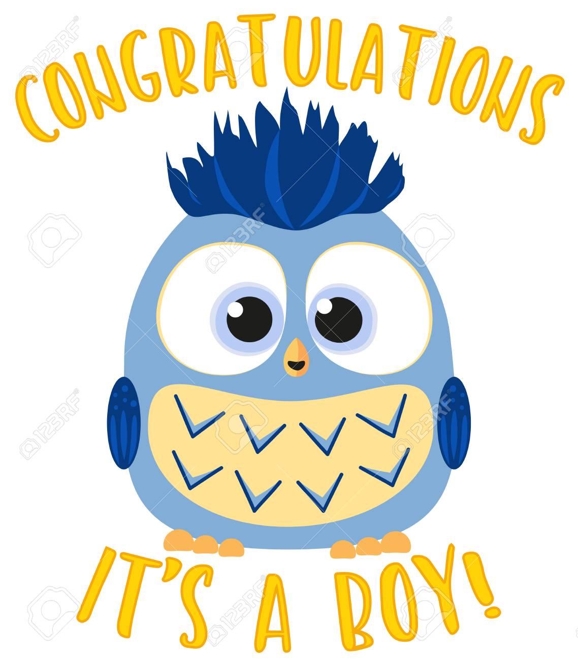 Fullsize Of Congratulations Baby Boy