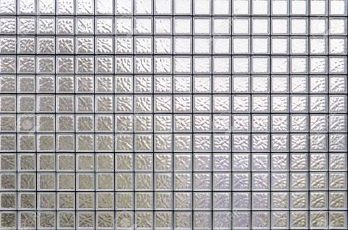 Medium Of Glass Block Wall
