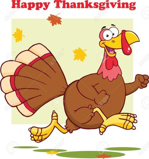 Medium Of Funny Happy Thanksgiving