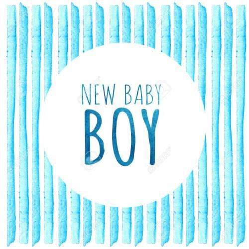 Medium Of Boy Baby Shower Invitations