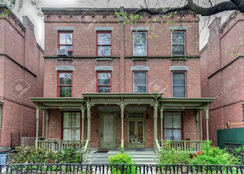 Large Of Row House Harlem