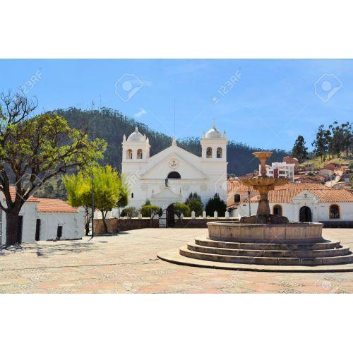 Medium Crop Of Spanish Colonial Architecture