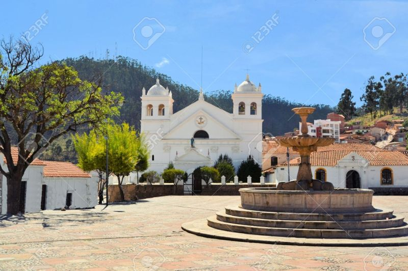 Large Of Spanish Colonial Architecture
