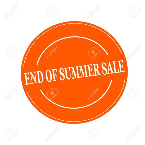 Medium Crop Of End Of Summer Sale