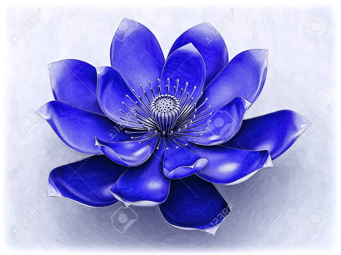 Tempting Chakra Color Indigo Stock Photo Lotus Flower Lotus Flower What Color Is Indigo Henna What Color Is Indigo Black Chakra Color Indigo Stock photos What Color Is Indigo