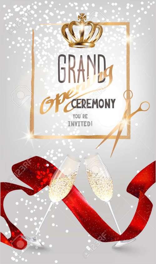 Medium Of Grand Opening Invitation