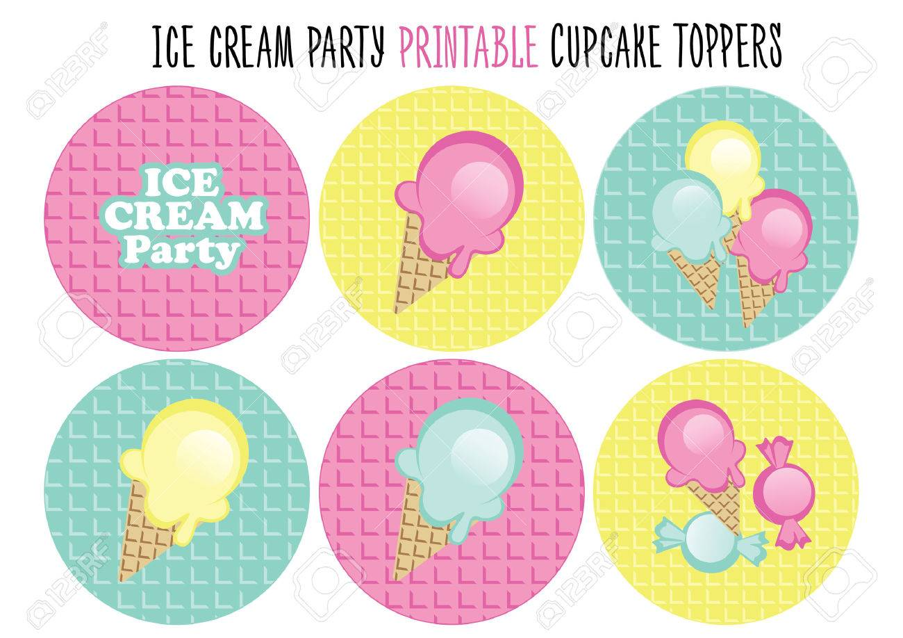 Fullsize Of Ice Cream Party