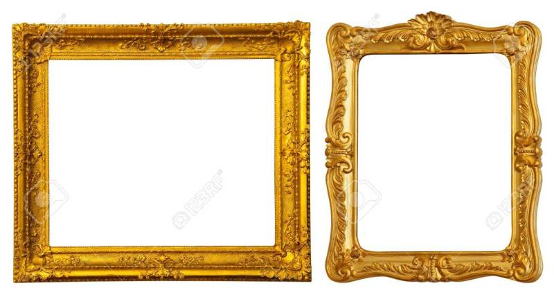 Large Of Gold Picture Frames