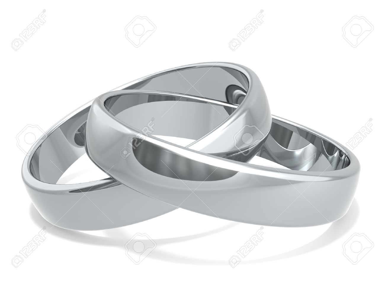 silver engagement ring silver wedding rings silver engagement ring Wedding rings of Platinum 2