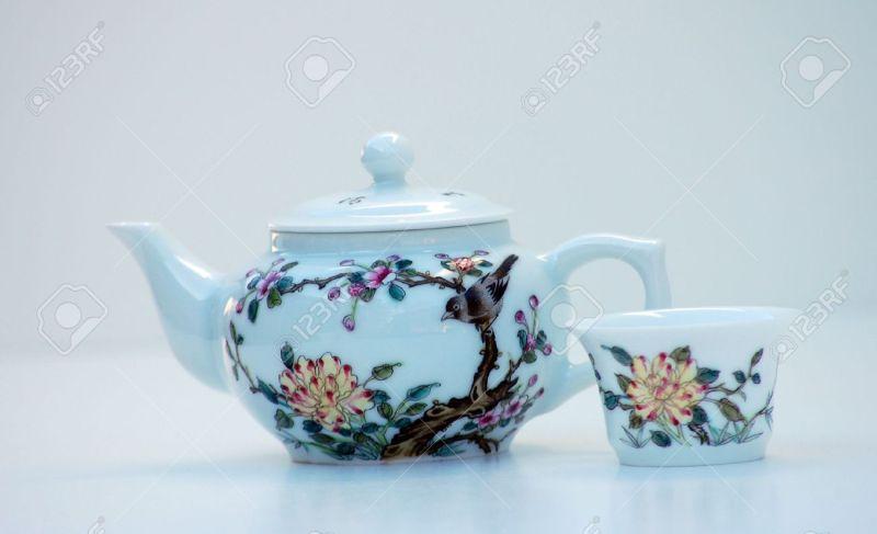 Large Of Unique Tea Sets