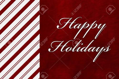 Masterly A Happy Holidays A Candy Cane Stripes Words Stock Happy Holidays Cards Online Happy Holidays Cards To Make Words Happy Holidays Overred A Happy Holidays A Candy Cane Stripes