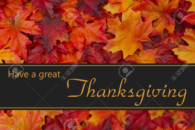 Large Of Have A Happy Thanksgiving