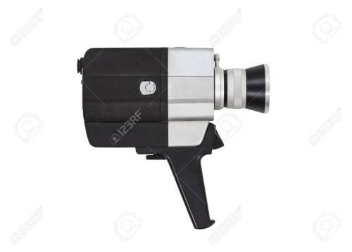 Medium Of Super 8 Camera