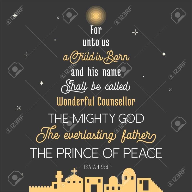 Large Of Christmas Bible Verses