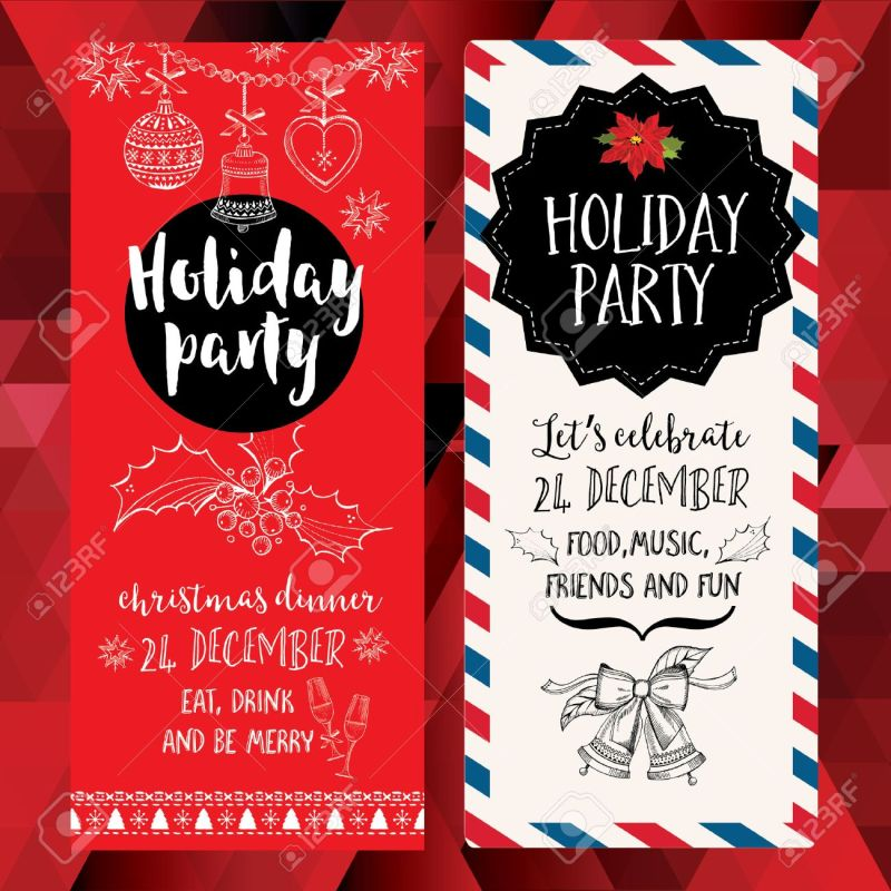 Large Of Christmas Party Invitation