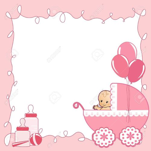 Medium Crop Of Baby Shower Card