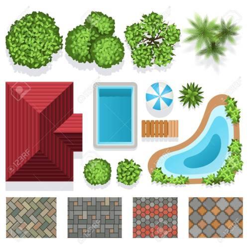 Medium Of Landscape Garden Design