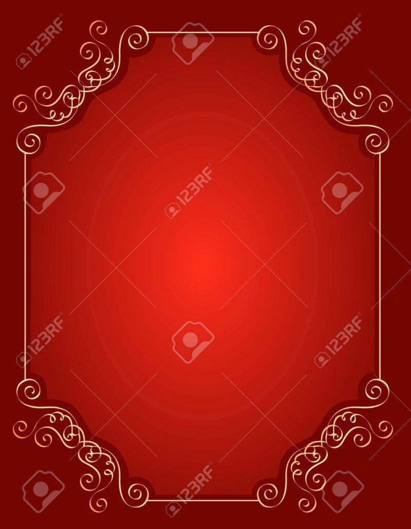 Attractive Plain Wedding Invites Composition - Invitations and ...
