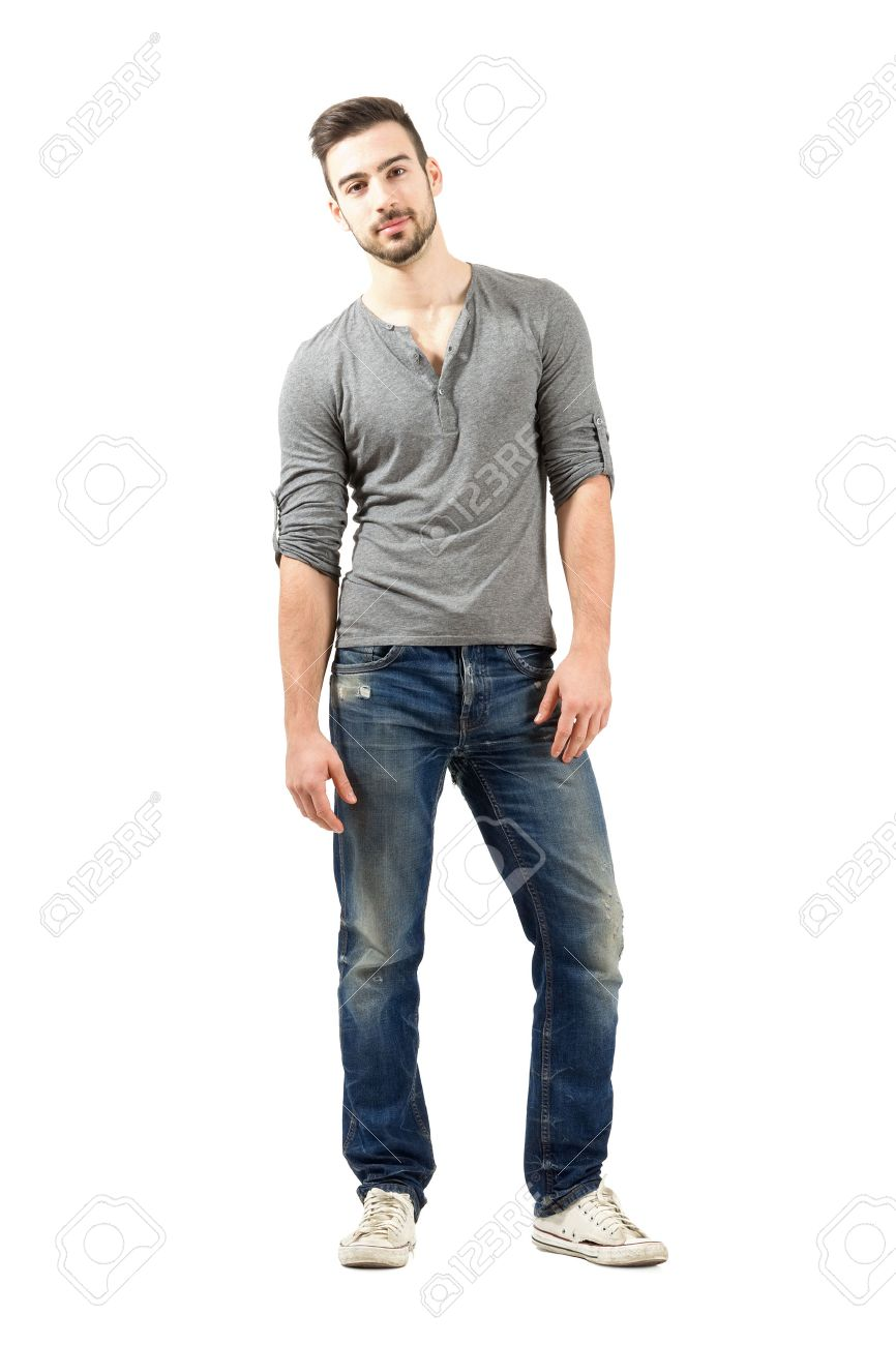 Incredible Photography Pdf Relaxed Young Male Model Full Body Length Isolated Over Stock Photo Relaxed Young Male Model Full Body Length Isolated Over Male Model Poses Runway Male Model Poses dpreview Male Model Poses