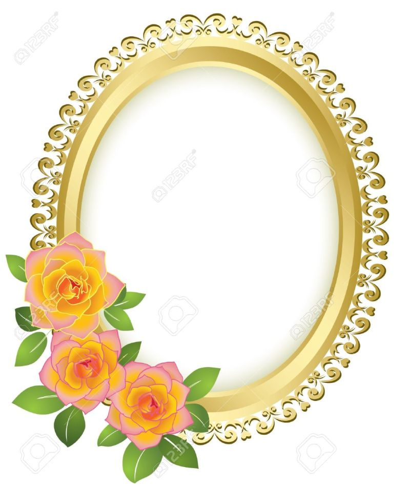 Large Of Oval Picture Frames