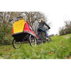 Small Crop Of Child Bike Trailer