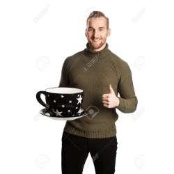 Small Crop Of Oversized White Coffee Mugs