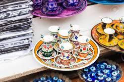 Small Of Turkish Tea Set